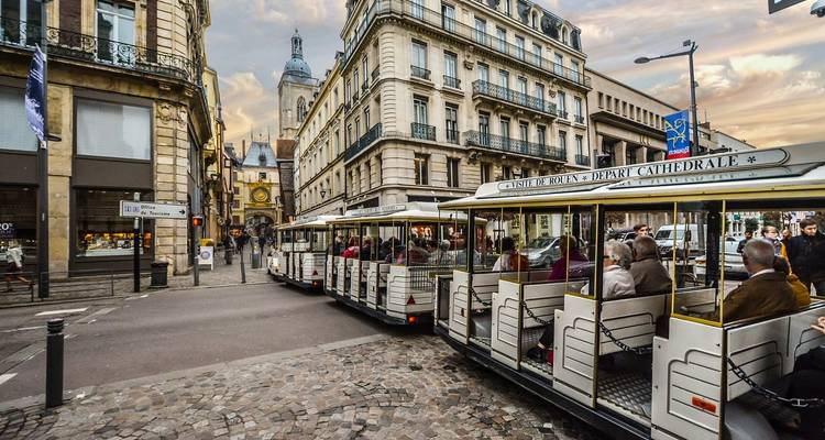 Grand France with 2 Nights Aix-en-Provence & 2 Nights Nice – Southbound - Avalon Waterways