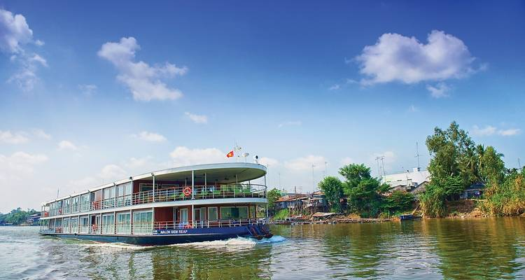 Mekong Discovery – Cruise Only Southbound - Avalon Waterways