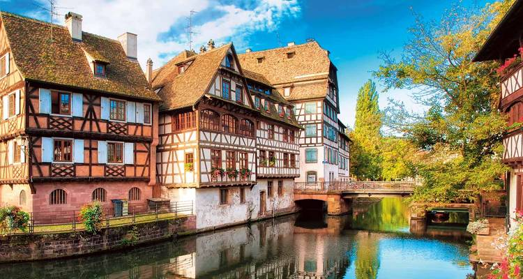 Wondrous Europe - Scenic Luxury Cruises & Tours