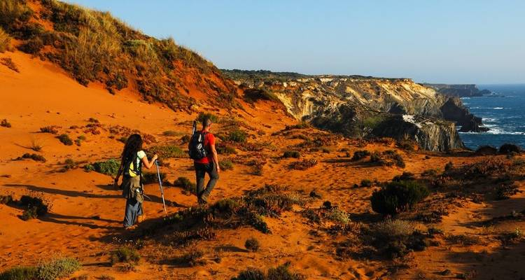 Rota Vicentina: Fishermen's Trail Highlights - The Natural Adventure Company