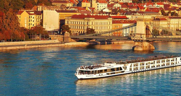 Iconic Danube 2019 - Scenic Luxury Cruises & Tours