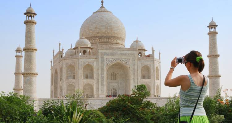 Land Only - North India Tour from Delhi  - Travel Creators Of India