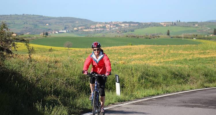 Bicycling the Best of Southern Tuscany Plus! Florence (from Cortona to Florence) - ExperiencePlus! Bicycle Tours