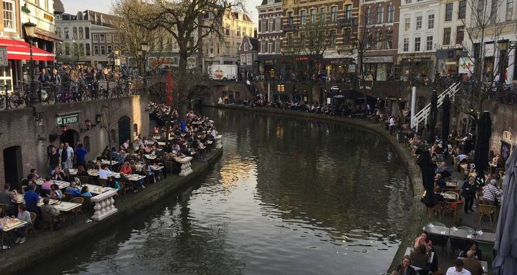 Bike and Barge: Amsterdam to Bruges Plus! Belgium's Breweries - ExperiencePlus! Bicycle Tours
