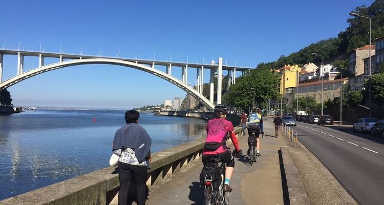 Bike Portugal's Northern Coast Plus! the Camino - ExperiencePlus! Bicycle Tours