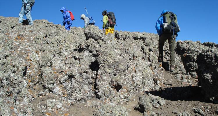 Hiking in the Simien Mountains- Roof of Africa - Dinknesh Ethiopia Tour