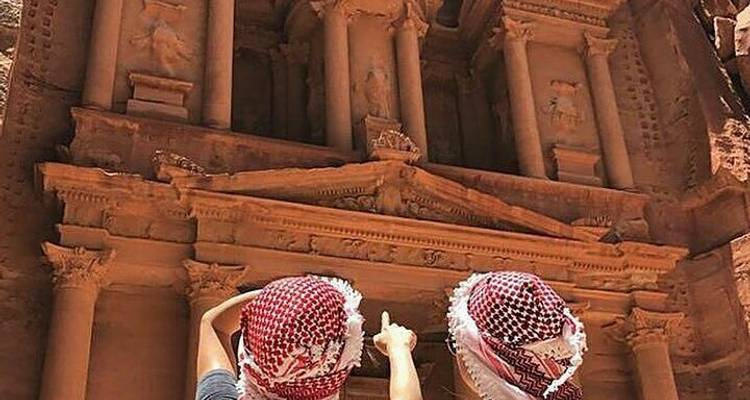 6 Days Jordan Jewels (Daily Breakfast & Dinner) - Vacations to go travel