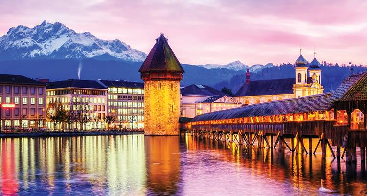 Jewels of the Rhine & Lucerne - Zurich - Emerald Waterways