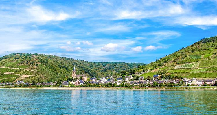 Paris & Legends of the Moselle Rhine and Main 11 Days (from Paris to Munich) - Emerald Waterways