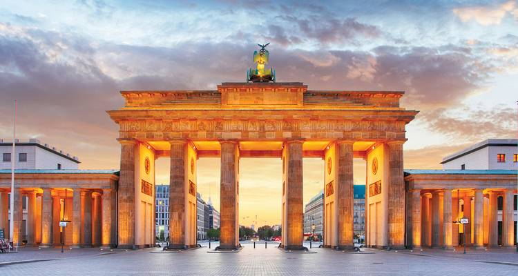 The Majestic Rhine & Berlin 10 Days (from Basel to Berlin) - Evergreen Tours