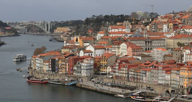 Lisbon to Madrid & Secrets of the Douro 2019 - Evergreen Tours