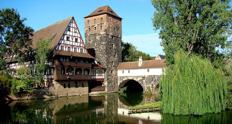 Legends of the Moselle Rhine and Main 2019 (Start Nuremberg, End Frankfurt) - Evergreen Tours