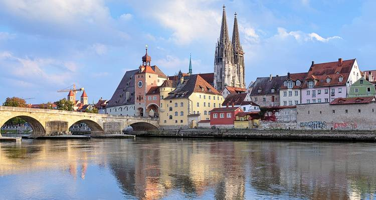 Legends of the Moselle Rhine and Main & Prague - Evergreen Tours