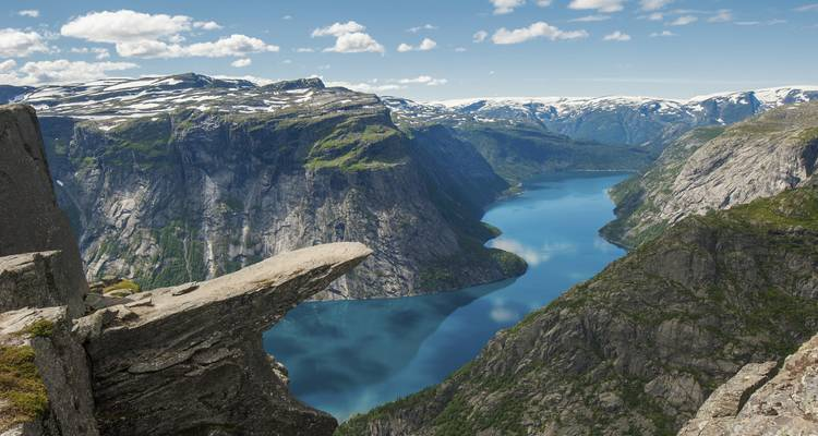 Norway Fjord Trekking - G Adventures