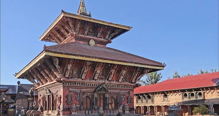 Ancient Temples of Nepal Tour:  - Swotah Travel and Adventure