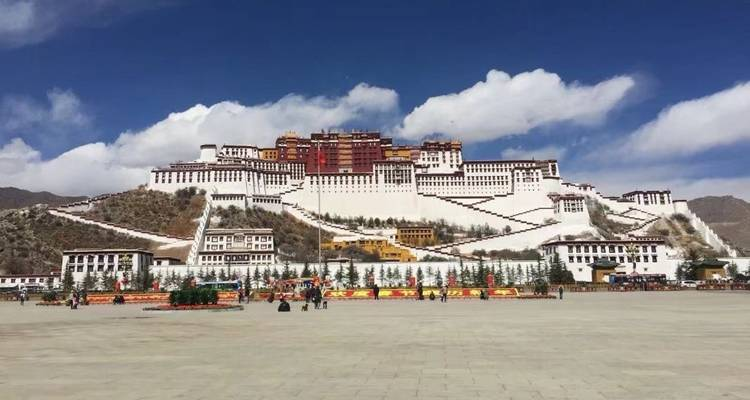 4 Days Lhasa City Essential Group Tour - Great Tibet Tour