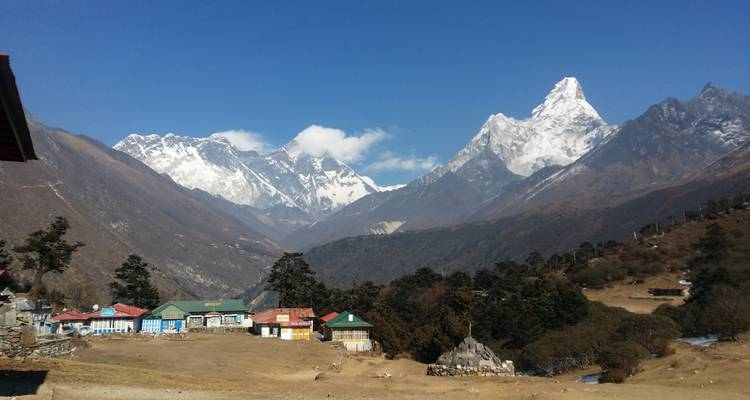 Himalayan trek with Everest view  - Nepal Trekking Routes Treks & Expedition Pvt. Ltd.
