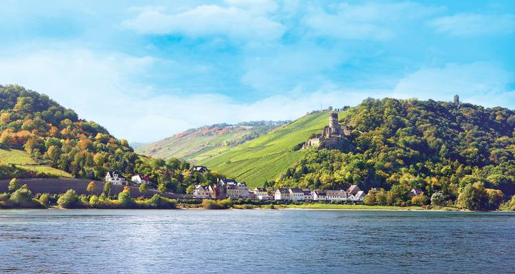Castles along The Rhine (Basel to Amsterdam, 2019) (from Basel to Amsterdam) - Uniworld Boutique River Cruise Collection