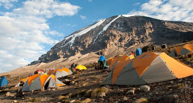 6 Days Machame route - Youth Adventures & Safaris