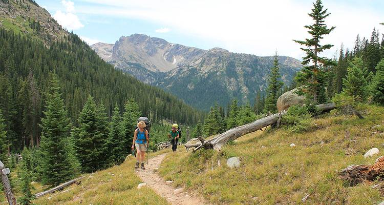 Continental Divide Loop - Wildland Trekking