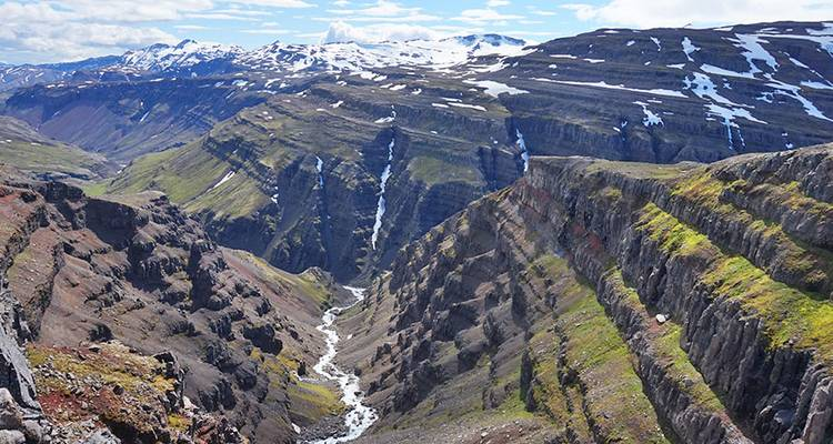 Remote Iceland Adventure - Wildland Trekking