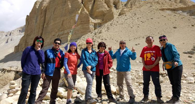 Mustang Trek in Nepal / Upper Mustang Trek in Nepal  - Scenic Nepal Treks & Expedition Pvt. Ltd