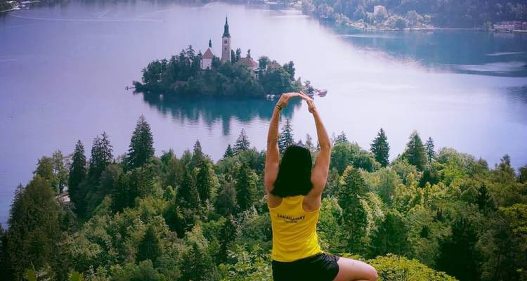 SUP, Yoga and Hike Weekend in Slovenia's National Park - Bananaway