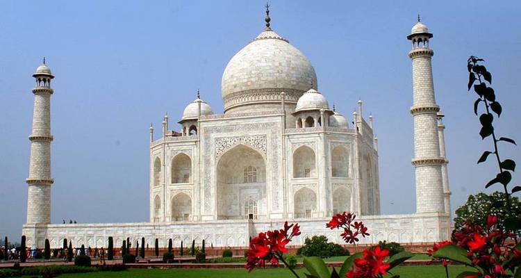 Same Day Taj Mahal Tour from Delhi-All Inclusive - Raj Tour & Travel