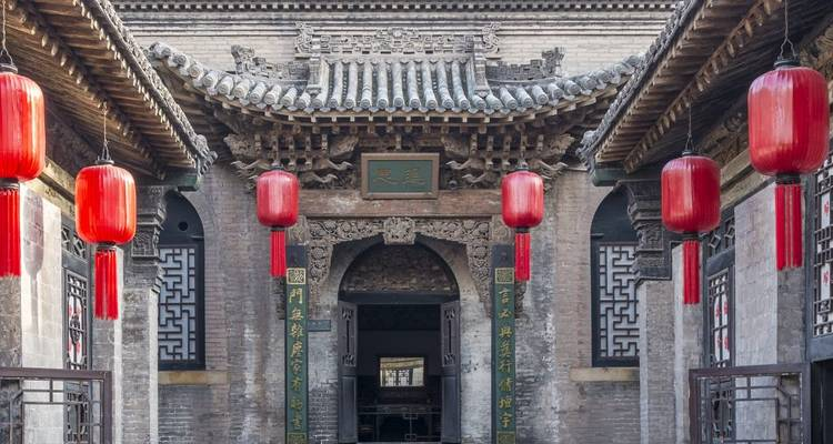 3 Days Photogenic Ancient Pingyao City Tour - ChinaTour