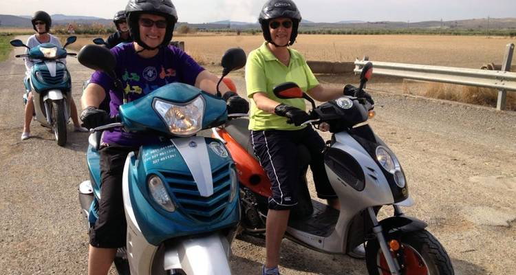 Puglia & Basilicata Scooter Tour - Custom Walks