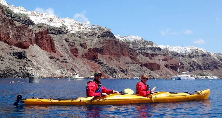 Greek Islands Activities Tour - Aegean Outdoors