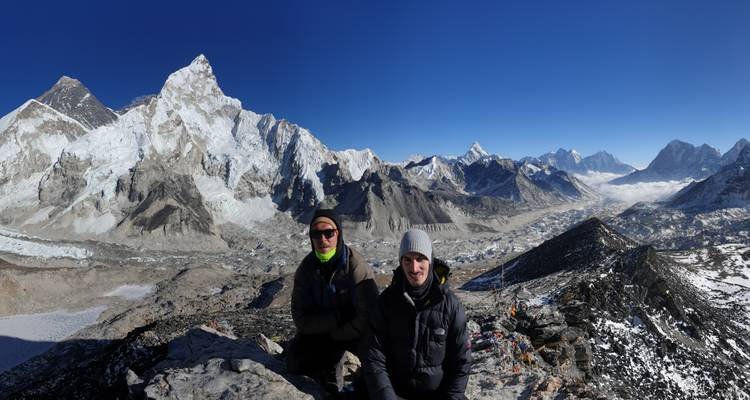 Everest Base Camp trek & Return back Lukla by Helicopter -12 days - Adventure Himalayan Travels