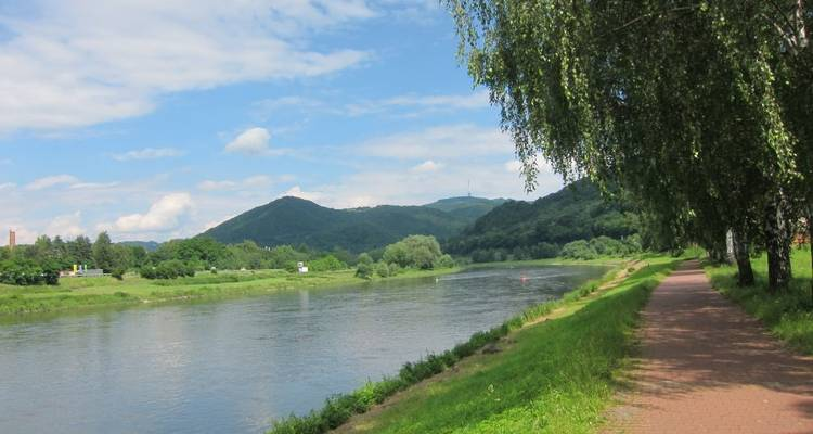 Prague to Meissen by Bike - Explore!