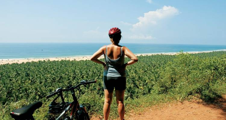 Cycle Kerala (from Kovalam to Kochi (Cochin)) - Explore!