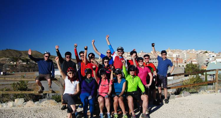 Cycle Southern Spain - Murcia - Explore!