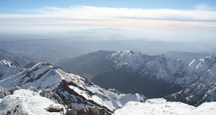 Winter Toubkal Trek - Explore!