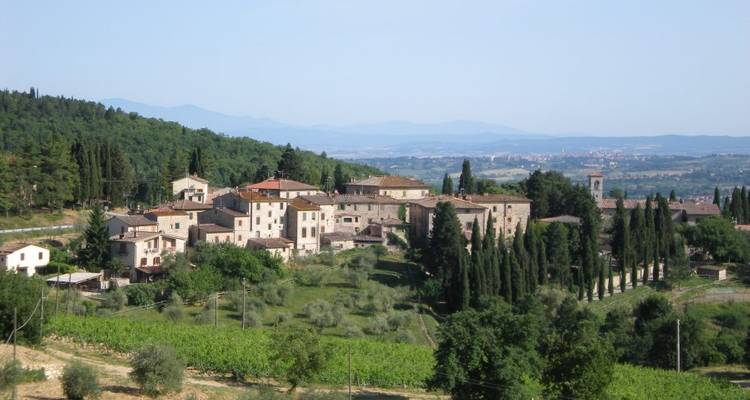 Southern Tuscany Walking and Wine - Explore!