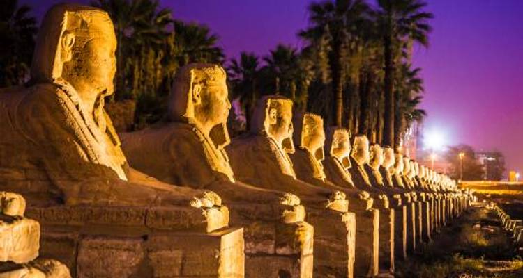 Festive Pharaohs Adventure - 6 days - On The Go Tours