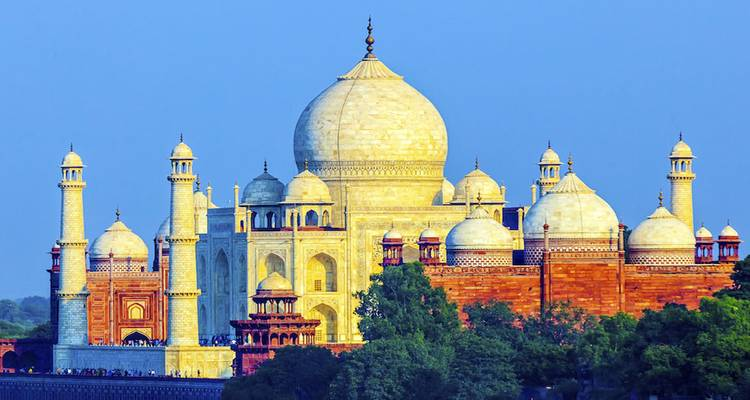 9 Day Golden Triangle Tour with Amritsar - HolidaysAt