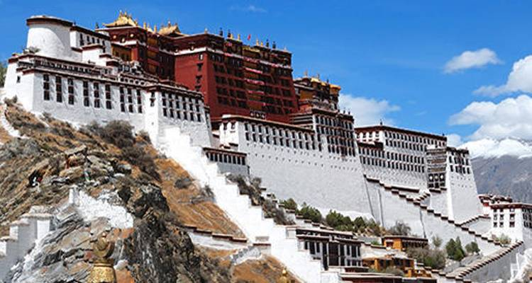 Tibet Lhasa tour with EBC: 7 Nights 8 Days fly in/ fly out - Himalayan Adventure Treks & Tours
