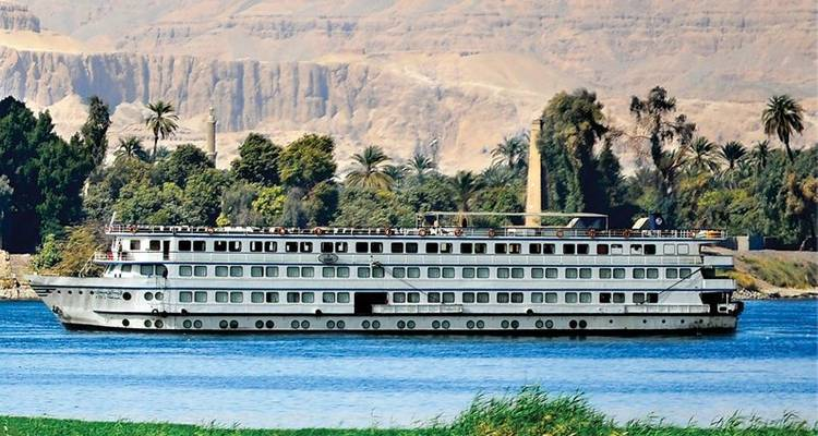 Jewels of the Nile-Comfort - Travel Talk