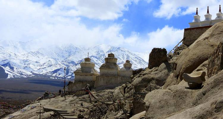 Beautiful Ladakh - HolidaysAt