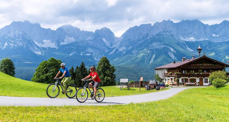Bike the Kaiser in Tyrol - Experience Tirol
