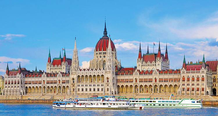 Classic Danube featuring a 7-night Danube River Cruise (Füssen to Budapest) - Collette