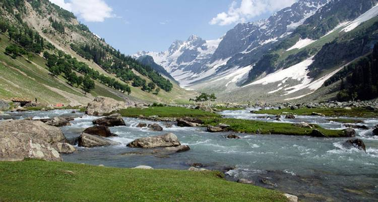 6 Days Kashmir Tour  - Colourful Indian Holidays