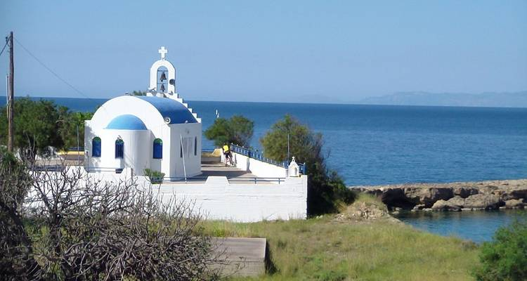 Cycling Ancient Greece: Sparta to Kalamata - ExperiencePlus! Bicycle Tours