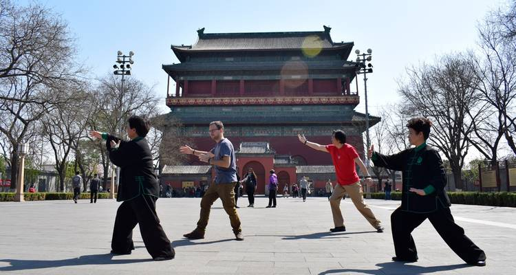 China: Great Wall Hike, Bike & Kung Fu - Intrepid Travel