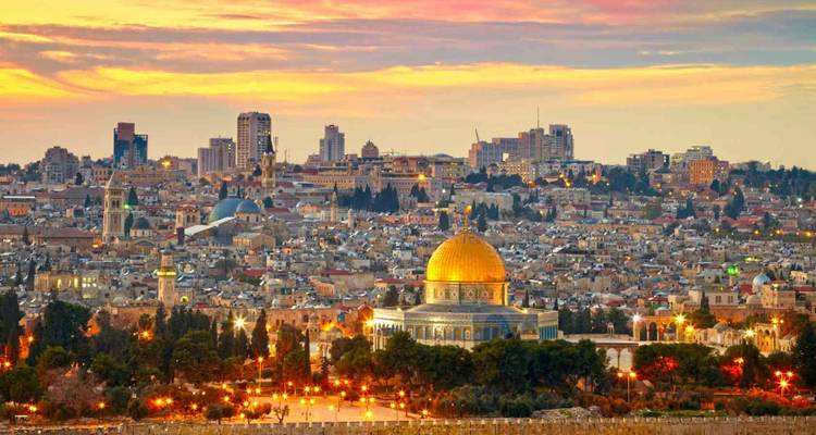 19-Day Holy Land Israel, Jordan and Egypt tour - Vacations to go travel