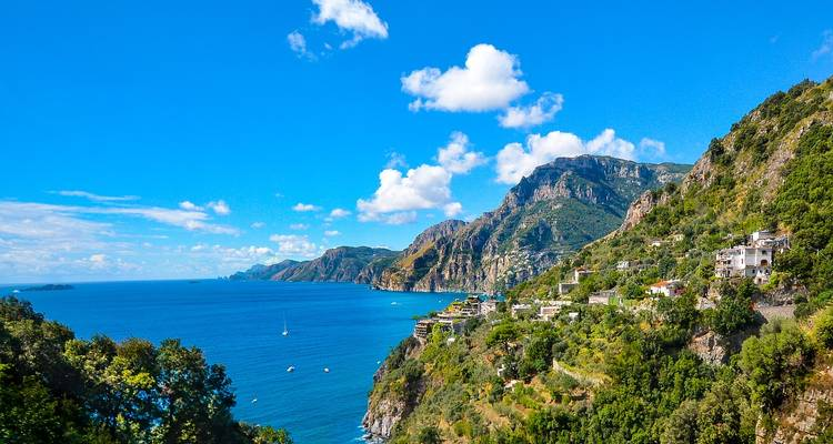 Sail the Bay of Naples - Back-Roads Touring