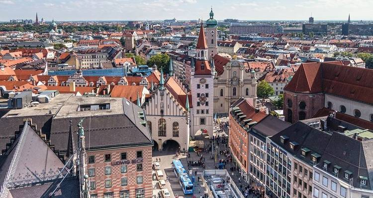 A Journey through Germany